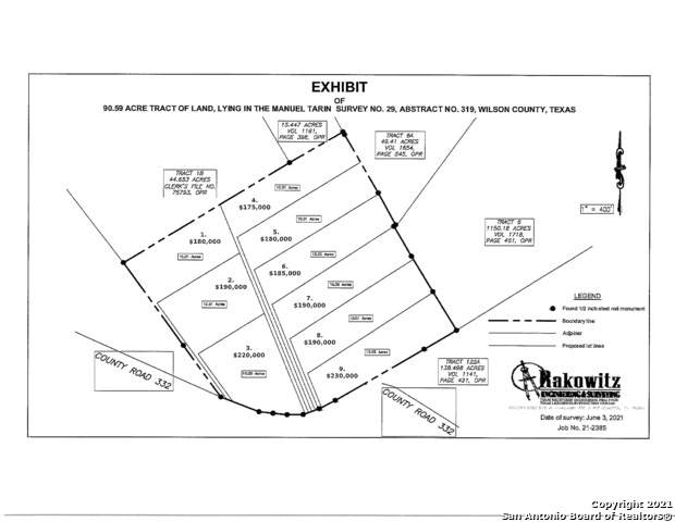 0 Cr 332 Near 2nd St, Sutherland Springs, TX 78161 (MLS #1539194) :: The Real Estate Jesus Team