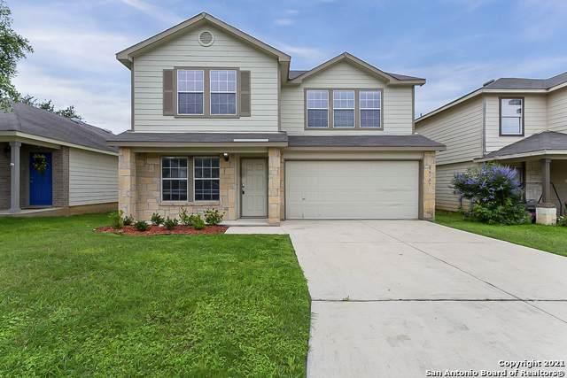 24727 Magnolia Falls, San Antonio, TX 78261 (MLS #1539199) :: 2Halls Property Team | Berkshire Hathaway HomeServices PenFed Realty