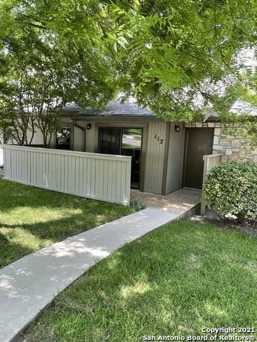 1875 West Lane #112, Kerrville, TX 78028 (MLS #1539280) :: Exquisite Properties, LLC