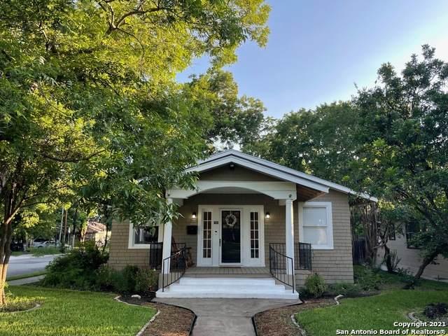 725 W Summit Ave, San Antonio, TX 78212 (MLS #1539281) :: Beth Ann Falcon Real Estate