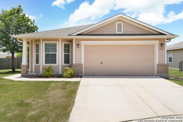 9507 Geneva Pt, San Antonio, TX 78254 (MLS #1539314) :: BHGRE HomeCity San Antonio