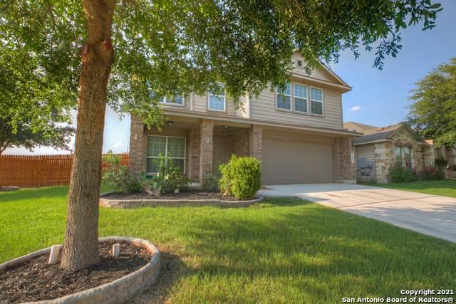 2805 Granite Cove, New Braunfels, TX 78130 (#1539315) :: Zina & Co. Real Estate