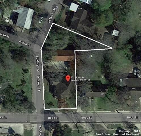 201 Booe St, Kenedy, TX 78119 (MLS #1539322) :: The Castillo Group