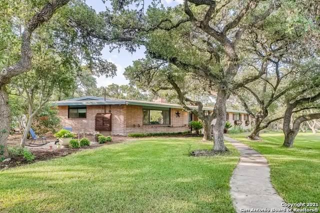 117 Cliffside Dr, Shavano Park, TX 78231 (MLS #1539336) :: The Castillo Group