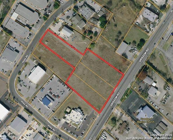 6531 Grissom Road, Leon Valley, TX 78238 (MLS #1539350) :: Exquisite Properties, LLC