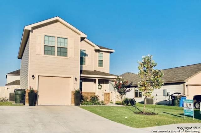 2433 Ranger Pass, Seguin, TX 78155 (MLS #1539353) :: The Rise Property Group