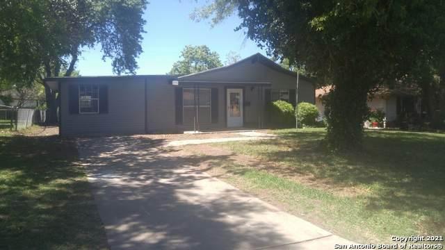 815 Highgate Rd, Universal City, TX 78148 (MLS #1539377) :: The Heyl Group at Keller Williams