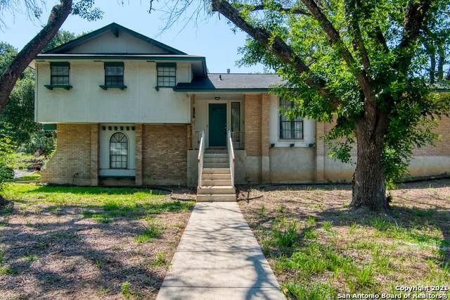 806 Sugar Pine St, San Antonio, TX 78232 (MLS #1539393) :: Bexar Team