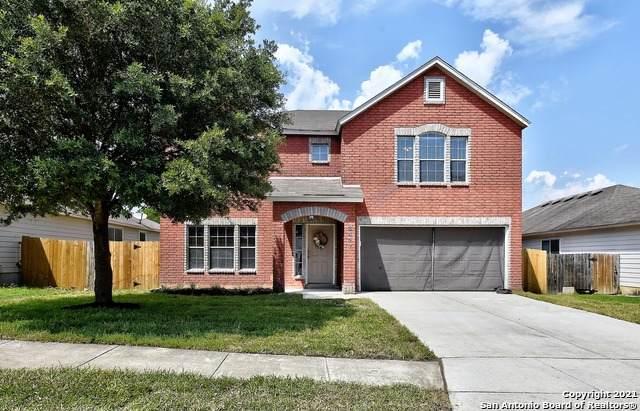 8427 Lone Shadow Trl, Converse, TX 78109 (MLS #1539397) :: Concierge Realty of SA