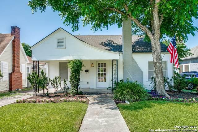 1914 W Magnolia Ave, San Antonio, TX 78201 (MLS #1539412) :: 2Halls Property Team | Berkshire Hathaway HomeServices PenFed Realty