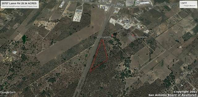 20707 Lamm Rd, Elmendorf, TX 78112 (MLS #1539433) :: Bexar Team