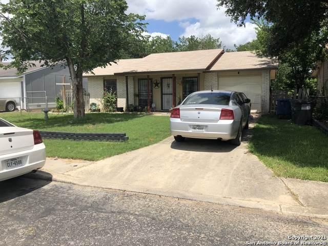 1418 Swaying Oaks Dr, San Antonio, TX 78227 (MLS #1539437) :: BHGRE HomeCity San Antonio