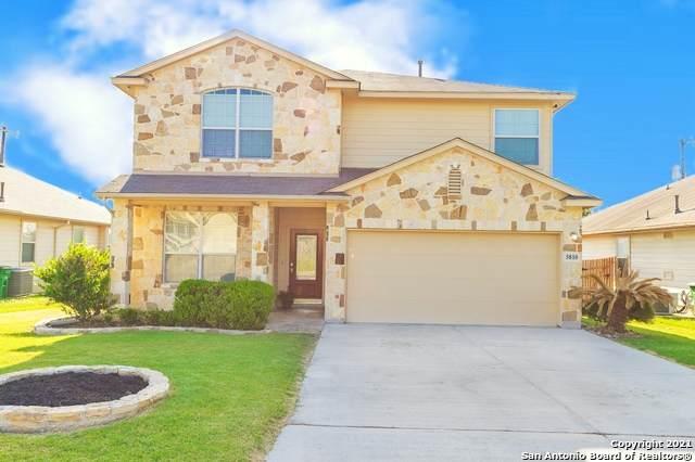 5810 Onyx Way, San Antonio, TX 78222 (MLS #1539442) :: 2Halls Property Team | Berkshire Hathaway HomeServices PenFed Realty