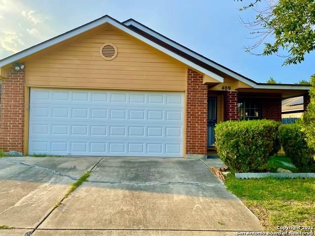 409 La Garde St, San Antonio, TX 78223 (MLS #1539470) :: The Rise Property Group