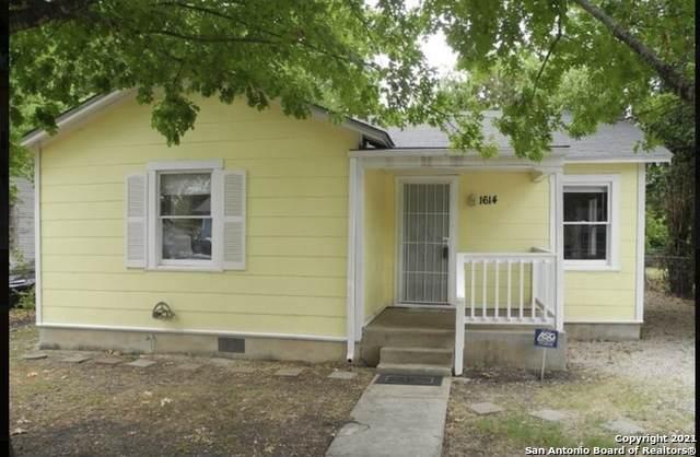 1614 Pasadena, San Antonio, TX 78201 (MLS #1539474) :: Sheri Bailey Realtor