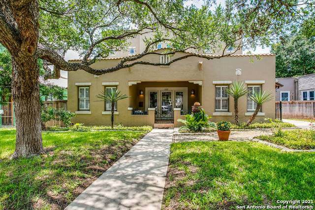 320 Cloverleaf Ave, Alamo Heights, TX 78209 (MLS #1539492) :: The Rise Property Group