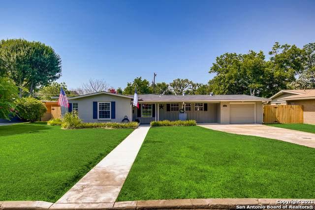 426 Tophill Rd, San Antonio, TX 78209 (MLS #1539495) :: Keller Williams Heritage