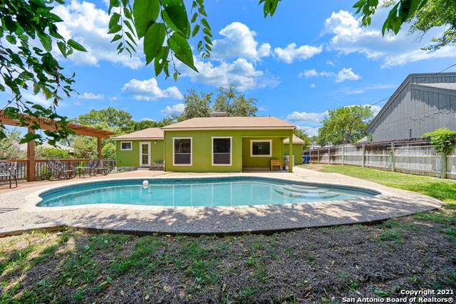 3614 Green Spring, San Antonio, TX 78247 (MLS #1539499) :: EXP Realty