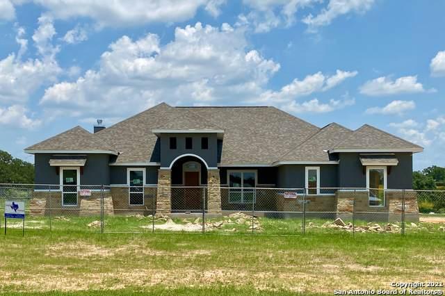 145 Westfield Ranch, La Vernia, TX 78121 (MLS #1539519) :: EXP Realty