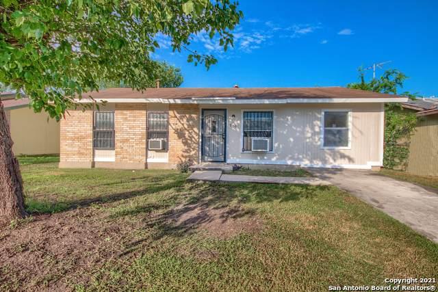 9139 Port Victoria St, San Antonio, TX 78242 (MLS #1539522) :: Beth Ann Falcon Real Estate