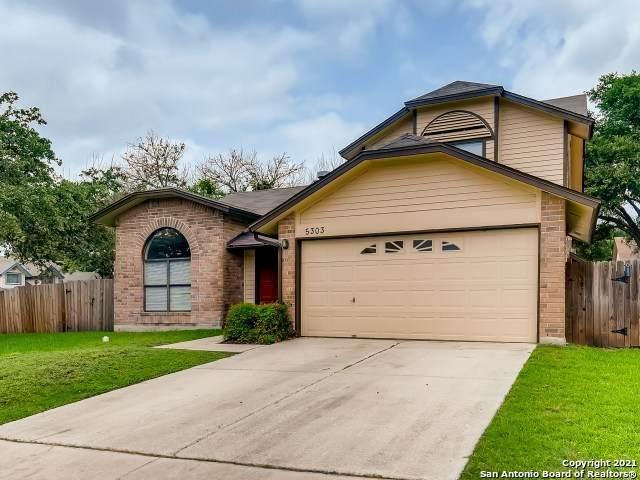 5303 Mountain Vista Dr, San Antonio, TX 78247 (MLS #1539544) :: Tom White Group
