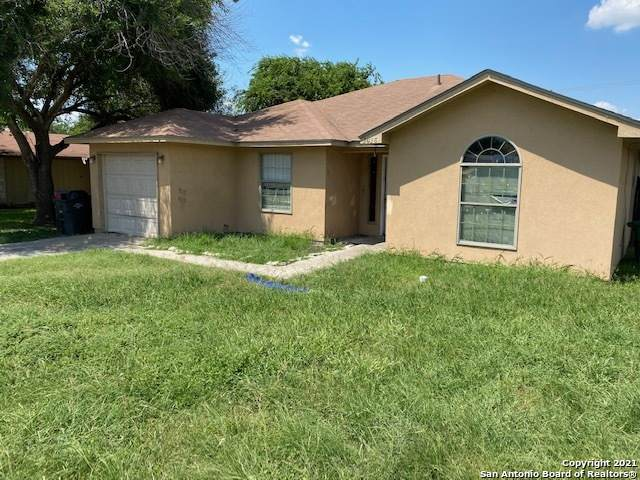 3038 Lake Grande St, San Antonio, TX 78222 (MLS #1539553) :: Bexar Team
