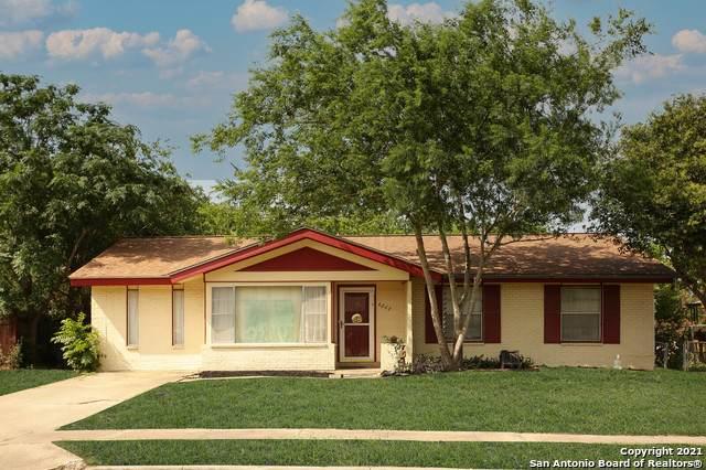 6267 Cedar Valley Dr, San Antonio, TX 78242 (MLS #1539562) :: Beth Ann Falcon Real Estate