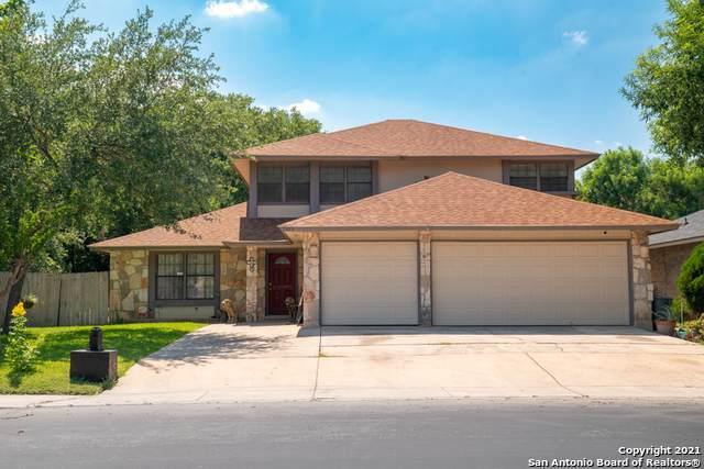 7915 New World, San Antonio, TX 78239 (MLS #1539578) :: Beth Ann Falcon Real Estate