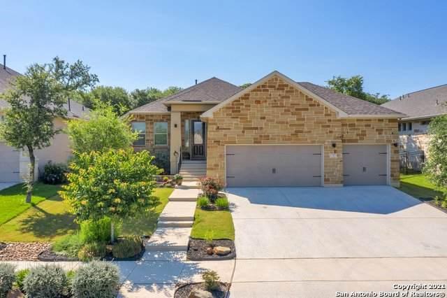 127 Escalera Cir, Boerne, TX 78006 (MLS #1539595) :: The Rise Property Group