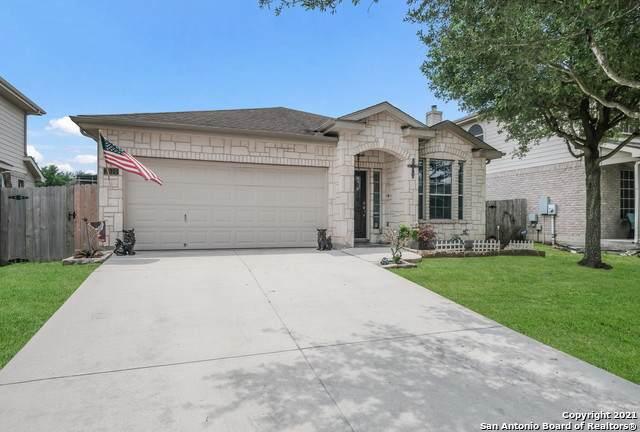 2520 War Admiral, Schertz, TX 78108 (MLS #1539608) :: 2Halls Property Team | Berkshire Hathaway HomeServices PenFed Realty
