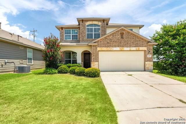 10707 Flying Fury Dr, San Antonio, TX 78254 (MLS #1539616) :: Green Residential
