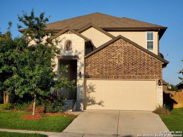 5646 Calaveras Way, San Antonio, TX 78253 (MLS #1539621) :: The Lopez Group