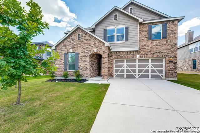 124 Rocky Path, Boerne, TX 78006 (MLS #1539622) :: Beth Ann Falcon Real Estate