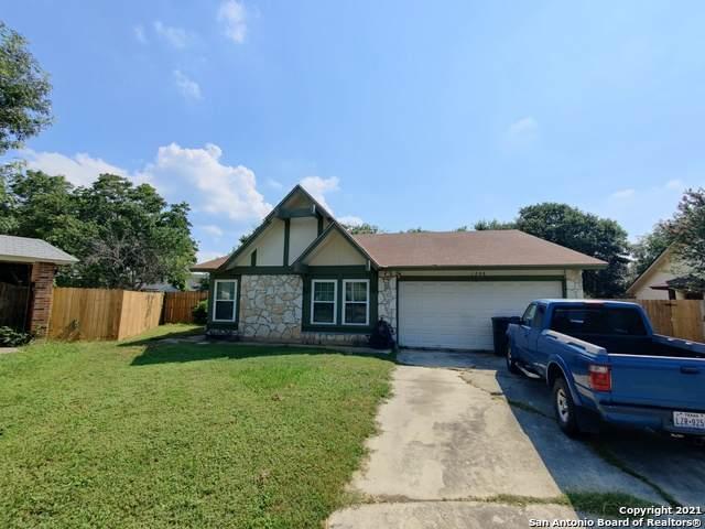 1226 Tinson, San Antonio, TX 78251 (MLS #1539623) :: Alexis Weigand Real Estate Group