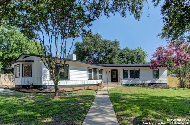 125 Medford Dr, San Antonio, TX 78209 (MLS #1539624) :: Beth Ann Falcon Real Estate