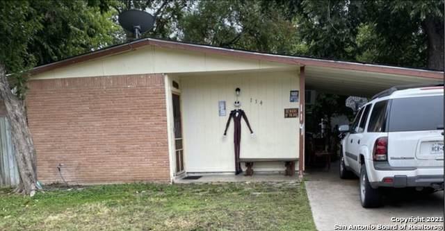 114 Seashell Dr, San Antonio, TX 78242 (MLS #1539634) :: Exquisite Properties, LLC