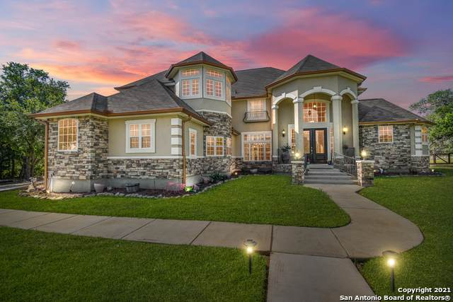 712 Private Road 3702, San Antonio, TX 78253 (#1539642) :: The Perry Henderson Group at Berkshire Hathaway Texas Realty