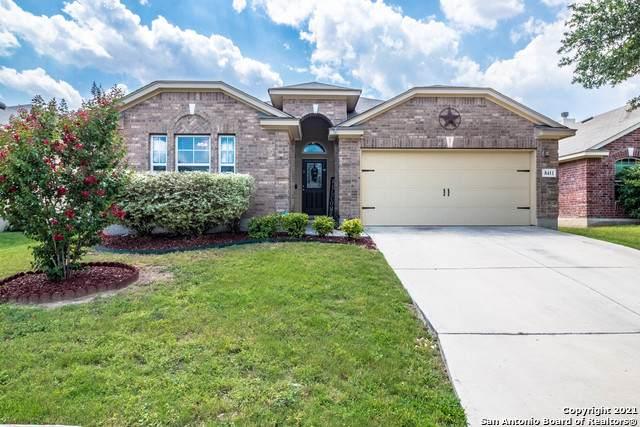 8411 White Mulberry, San Antonio, TX 78254 (MLS #1539646) :: Beth Ann Falcon Real Estate