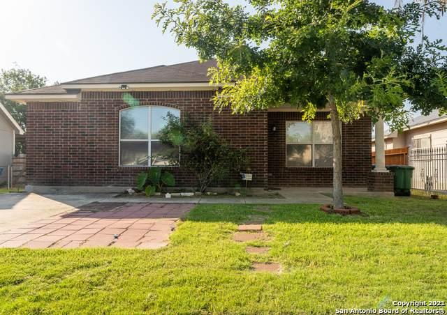 718 S Brownleaf St, San Antonio, TX 78227 (MLS #1539690) :: BHGRE HomeCity San Antonio