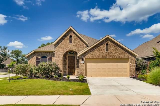 102 Vail Dr, Boerne, TX 78006 (MLS #1539701) :: Beth Ann Falcon Real Estate