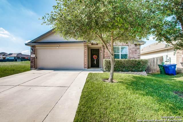 7107 Galaxy Brook, San Antonio, TX 78252 (MLS #1539705) :: The Castillo Group