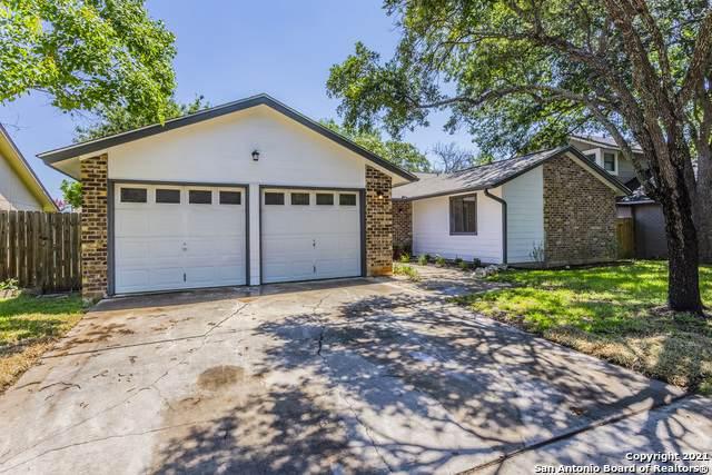 2839 Burning Hill St, San Antonio, TX 78247 (MLS #1539708) :: 2Halls Property Team   Berkshire Hathaway HomeServices PenFed Realty