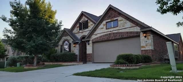 230 Norwood Ct, Schertz, TX 78108 (MLS #1539727) :: Alexis Weigand Real Estate Group
