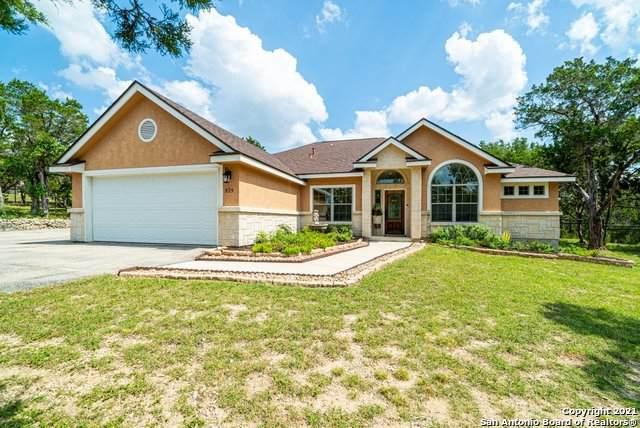 829 Flaman Rd, Canyon Lake, TX 78133 (MLS #1539729) :: Neal & Neal Team