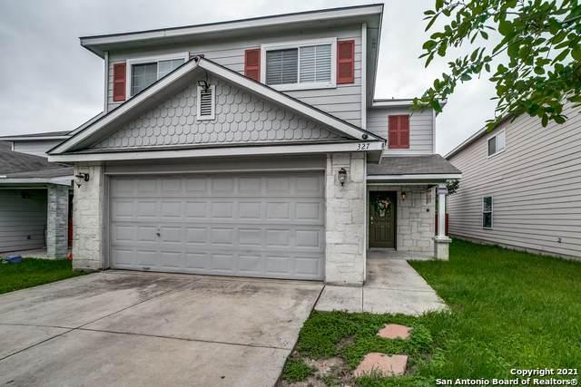 327 Mallow Grove, San Antonio, TX 78253 (MLS #1539741) :: Alexis Weigand Real Estate Group