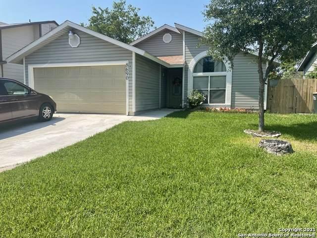 8690 Ridge Mile Dr, San Antonio, TX 78239 (MLS #1539748) :: The Real Estate Jesus Team