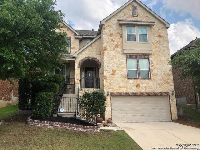 547 Calm Springs, San Antonio, TX 78260 (MLS #1539768) :: Sheri Bailey Realtor