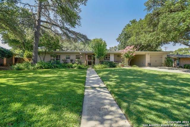 406 Laramie Dr, San Antonio, TX 78209 (MLS #1539771) :: Keller Williams Heritage