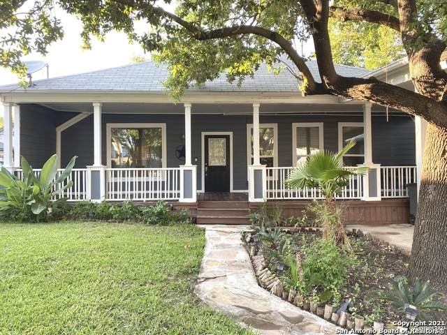 411 E Ashby Pl, San Antonio, TX 78212 (MLS #1539773) :: Keller Williams Heritage