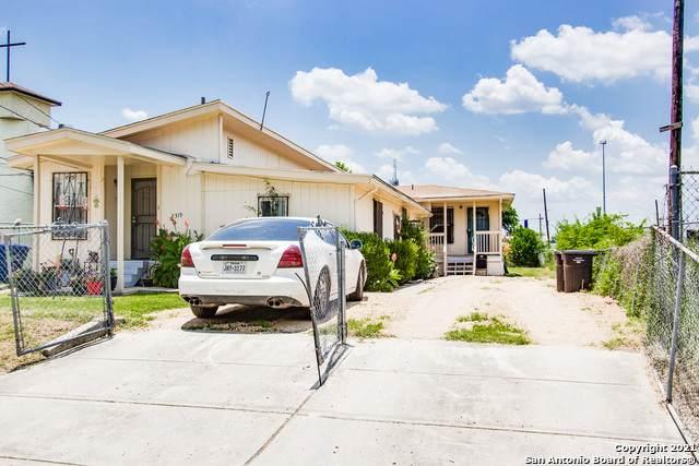 2319 Observation Dr, San Antonio, TX 78227 (MLS #1539776) :: Williams Realty & Ranches, LLC